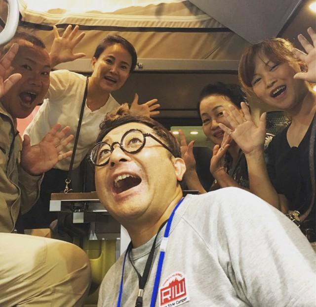 キャンピングカープラザ大阪 阪本さん